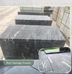 G302 China Juparana grey granite