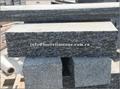 G302 grey granite block steps 3
