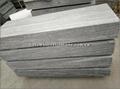 G302 grey granite block steps 4