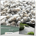 stone pea gravel for permeable floor
