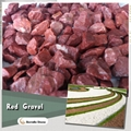 natural color crushed stone