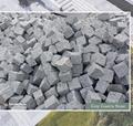 G341 grey granite cube setts