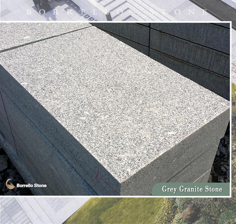 G341 granite block steps 1