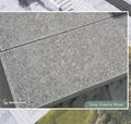G383 flamed granite paver