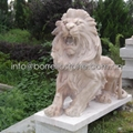 garden landscaping stone carving