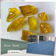 glass blocks for art decoration