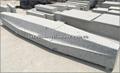 sesame grey granite curbstone
