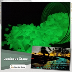 glow in the dark stone chips