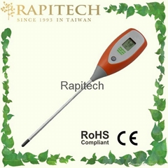 Garden Digital Soil pH Meter
