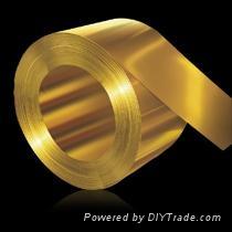H96黃銅帶