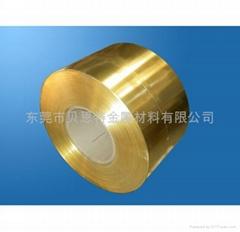 H68黃銅帶