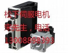 松下伺服電機MSMD012G1U+MADHT1505E