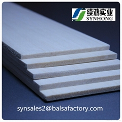 balsa wood sheet for RC Model Airplanes