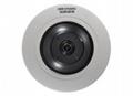 500萬像素 魚眼全景日夜型網絡攝像機 1