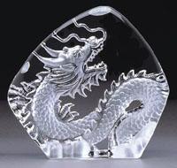 有機玻璃雕刻工藝品