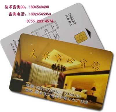 酒店房卡 1