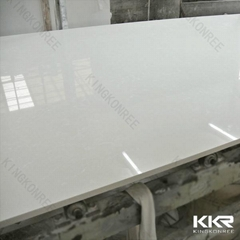 KKR artificial marble quartz stone slab