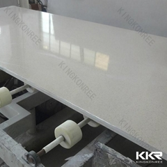 Beige engineered artificial quartz stone price