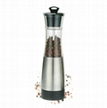 electric  gravity pepper mill with LED