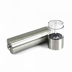 electric Stainless Steel18/8 pepper mill grinder
