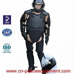 flame retardant body armor riot suit