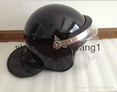 anti riot police helmet / safety helmet