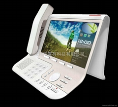 IP Vedio phone GNT5812