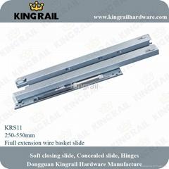 wire basket slide KRS11