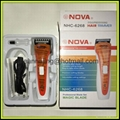 NHC-6268 Rechargeable Electric Hair Clipper Hair Beauty Equipment Baber Trimmer