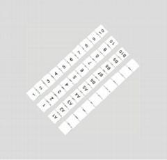 端子标记号