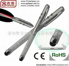 雙燈電容筆