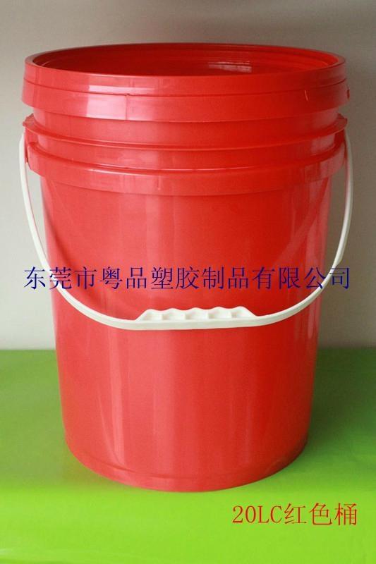 18升黄色塑料桶 4