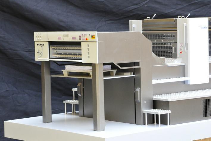 沈阳机械模型 1