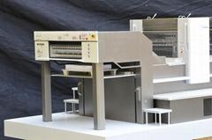 沈阳机械模型
