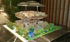 别墅模型 升降模型