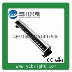 36W Outdoor RGB LED Wall Washer lights