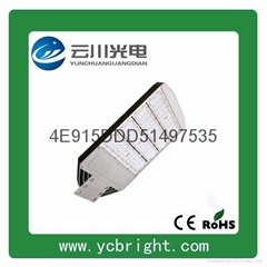 120W New Style Grey Color Modular LED Street Light
