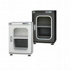 上海卡列尼品牌98升電子防潮箱恆濕箱