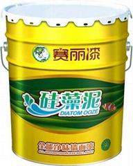 赛丽漆硅藻泥全能净味墙面漆