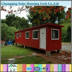 excellent design prefabricated house with bedroom
