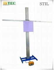 Blind inspection hoist