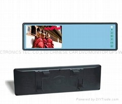 3.8inch rearview monitor