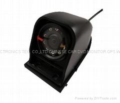 Side install car bus camera sony ccd