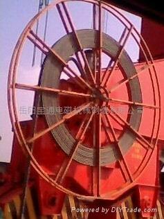懸臂式電纜卷筒 1