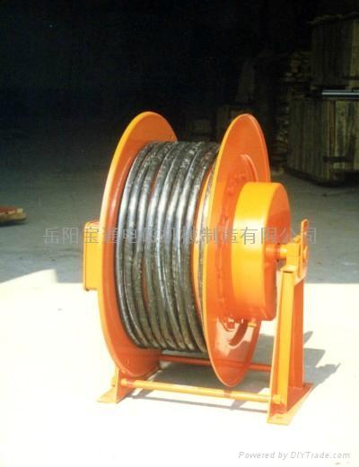 懸臂式電纜卷筒 5