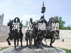 润龙园林雕塑工程有限公司