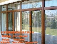石家莊鋁木復合門窗