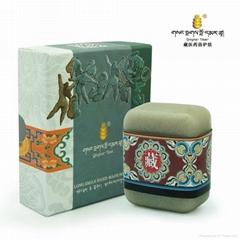 藏秘紫红盐·痘痘清水油平衡保湿皂