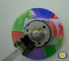 Original projector color wheel for Optoma HD20