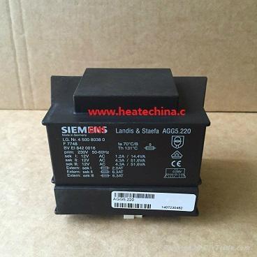西门子AGG5.220电源变压器 2